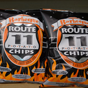 Barbeque Chips Case