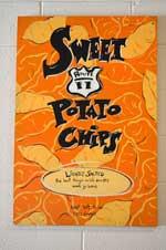 Sweet Potato Wall Art