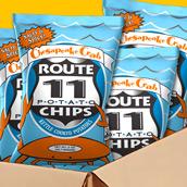 Chesapeake Crab Chips Case