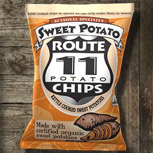 Sweet Potato Chips Case