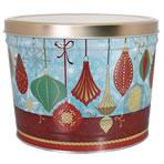 1.5 LB Ornaments Tin of Salt & Pepper Chips