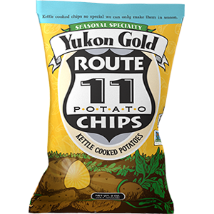 Yukon Gold Chips Case