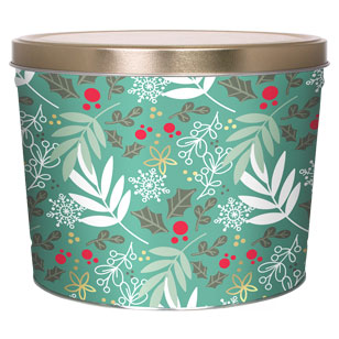 1.5 LB Winters Charm Tin of Lightly Salted Potato Chips