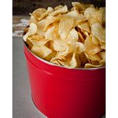 Potato Chip Tins